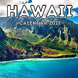 Hawaii: 2021 Calendar, Cute Gift Idea For Hawaii Lovers Men And Women