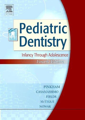Pediatric Dentistry: Infancy Through Adolescence, 4e...