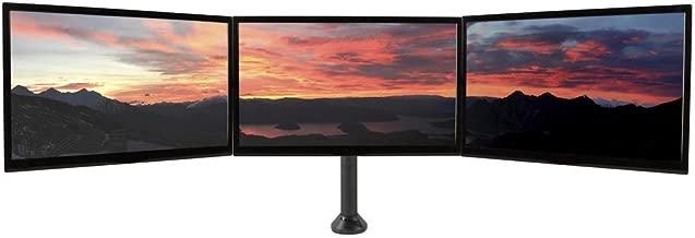 Seneca AV Triple Arm Desktop Monitor Mount for 13
