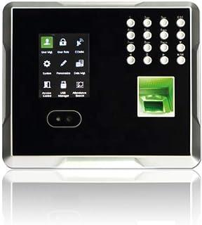 タイムカードマシン アクセス制御オプション付き顔認識の出席レコーダー 勤務評定に用いる
