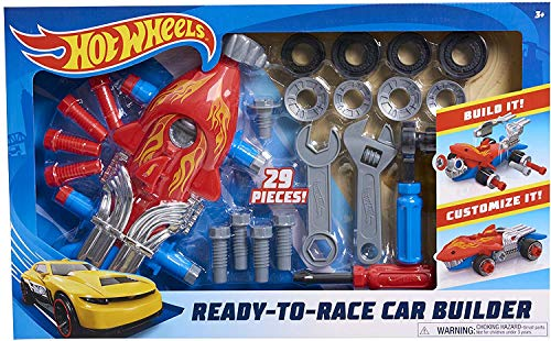 Mattel Hot Wheels Ready to Race Car Builder