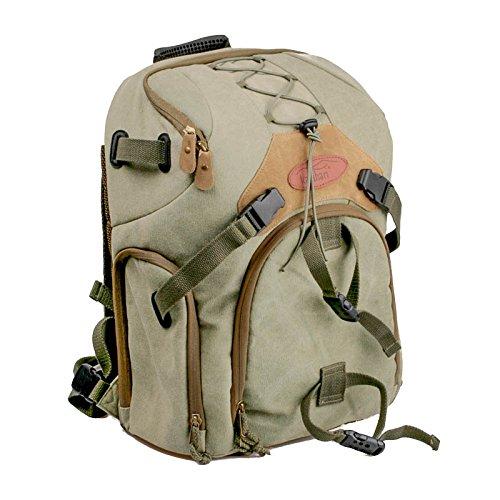 Kalahari mochila para cámara de fotos Kapako K-71 Canvas Ca