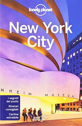 New York City. Con carta estraibile