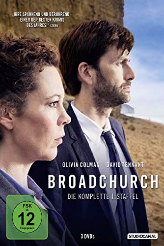 Broadchurch - Staffel 1 (3 DVDs)