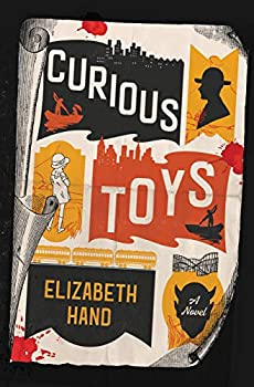 Curious Toys by Elizabeth Hand science fiction and fantasy book and audiobook reviews