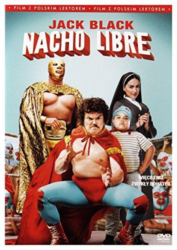 Nacho Libre [Region 2] (IMPORT) (Keine deutsche Version)