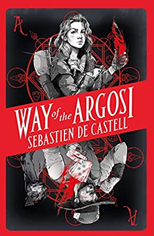 book cover of Way of the Argosi