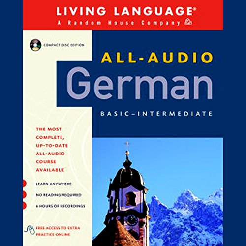 All-Audio German  By  cover art