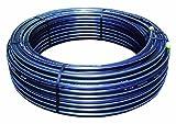 Trinkwasser Betriebsdruck max. 12,5 bar bei 20 Grad Celsius schwarz mit blauen Streifen