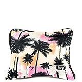 Lug Nap Sac Blanket & Pillow, Palm Sunset, One Size
