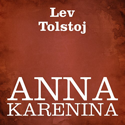 Anna Karenina [Italian Edition] audiobook cover art