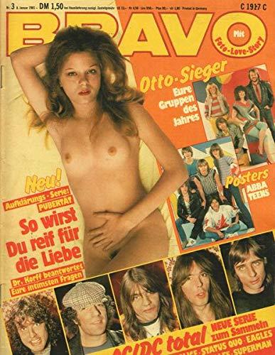 Bravo Nr. 03/1981 08.01.1981 Otto-Sieger Eure Gruppen des Jahres