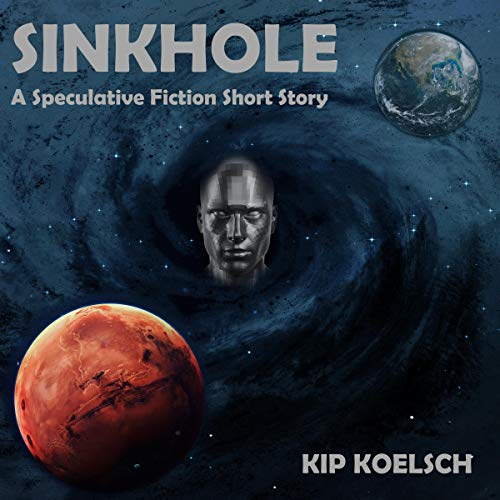 Sinkhole  By  cover art
