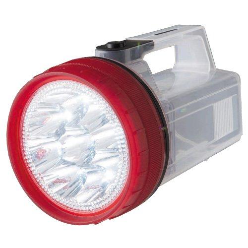 収納できる 軽量 LEDライト E−PL01(R)