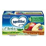 Mellin Omogeneizzato Mela - 12 Vasetti da 100 gr