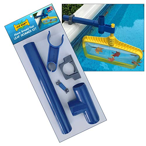 Leaf Bone - Above Ground Pool Leaf Skimmer Kit (Net NOT Included)