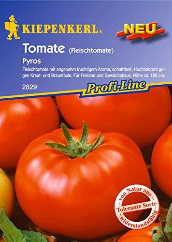 SONIRY Samen-Paket: Kiepenkerl - Tomaten Pyros 2829 SlableTomato Resistant