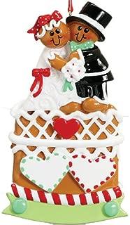 groom professional christmas cookie