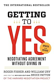 Getting to Yes: Negotiating Agreement Without Giving In (0143118757) | Amazon price tracker / tracking, Amazon price history charts, Amazon price watches, Amazon price drop alerts