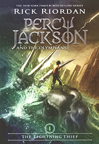 LIGHTNING THIEF SCHOOL & LIBRA (Percy Jackson & the Olympians)