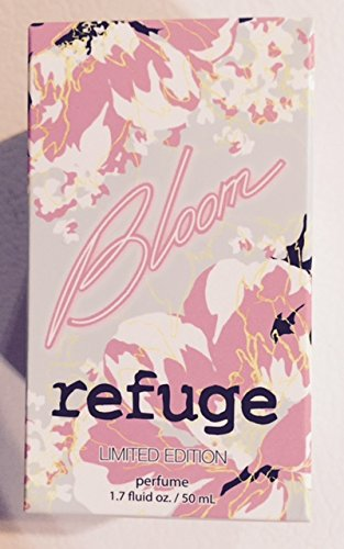 Charlotte Russe Refuge Bloom Perfume Spray 1.7 Ounce Brand New In Box
