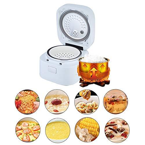 Marceooselm Smart Rice Cooker à Usage Domestique, Capacité de 2.6L, Non-adhérent Cooker, Multi-Fonction étuvage/Cuisson/Simmering/Simmering/Cuisine