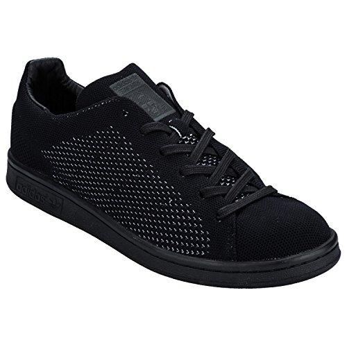 Adidas Zapatilla Stan Smith Primeknit, Deporte para Mujer, Negro (Black/Black 000), 37 1/3 EU