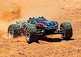 Traxxas Rustler 4x4 VXL brushless 1:10 Auto RC électrique Truggy 4 Roues motrices (4WD) prêt à fonctionner (RTR) 2,4 GH