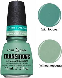 CHINA GLAZE Nail Lacquer - Tranzitions - Duplicityy (並行輸入品)
