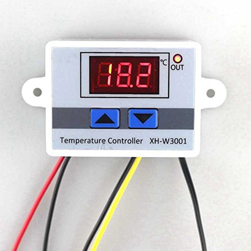 10-teilige wasserdichte PT100-Sensorsonde zur Temperaturregelung Temperaturmesssonde mit hoher Messgenauigkeit