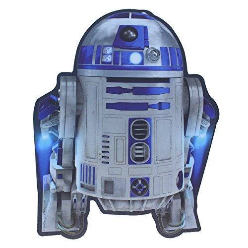 Abystyle - STAR WARS – Tappetino per il mouse - R2-D2, multicolore