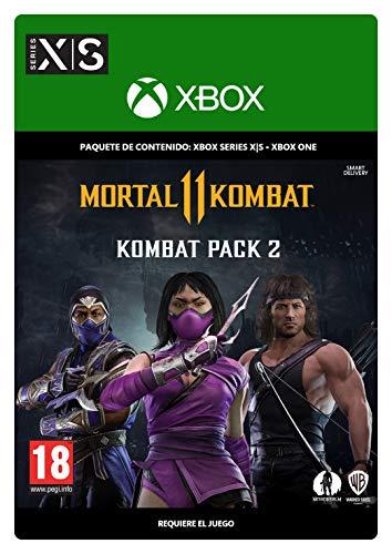 Mortal Kombat11: Kombat Pack 2 | Xbox - Código de descarga