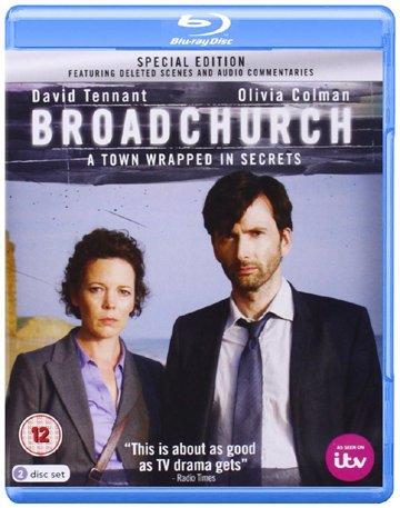 Broadchurch (Episodes 1-8) - 2-Disc Set ( ) [ UK Import ] (Blu-Ray)