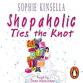 Shopaholic Ties the Knot cover art