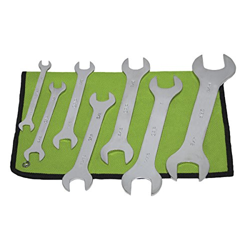 Grip 7 pc Super Thin Wrench Set