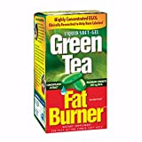 200 Green Tea Fat Burner 400mg EGCG Weight Loss Pills Applied Nutrition 200 Softgels by Applied...