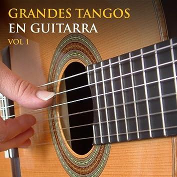 Grandes Tangos en Guitarra, Vol. 1