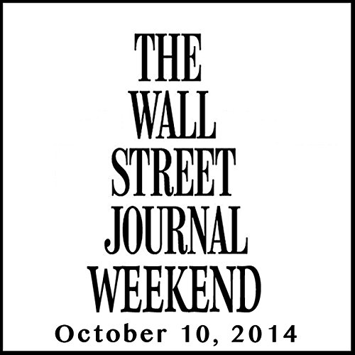Weekend Journal 10-10-2014 audiobook cover art