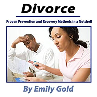 Divorce: Proven Prevention and Recovery Methods in a Nutshell audiobook cover art