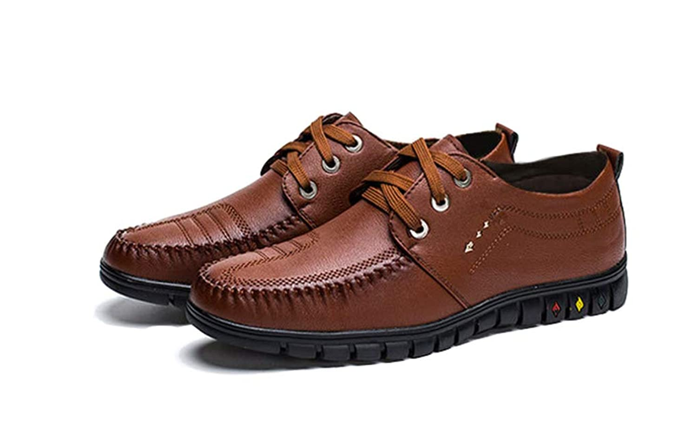 [YAHUO] 革靴 メンズ ビジネスシューズ 軽量 カジュアルシューズ 紳士靴 ドライビングシューズ