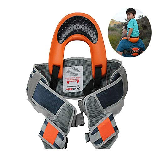 smileyshy SaddleBaby, tragbarer Reiserucksack für Babys im Freien 29X16X29cm