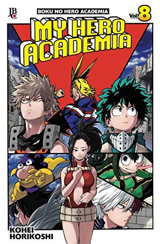 My Hero Academia vol. 08