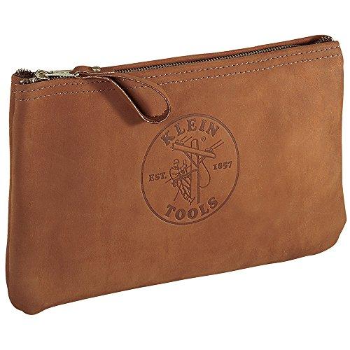 """12-1/2"""" General Purpose Tool Bag, Brown"""