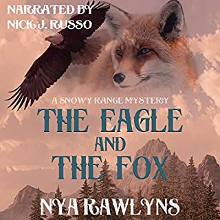 The Eagle and the Fox audiobook cover art