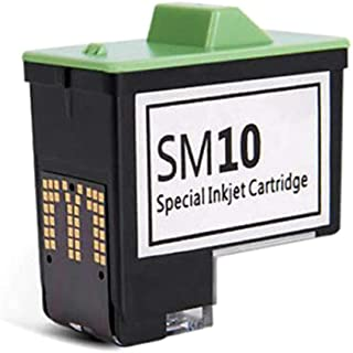 Replacement Ink Cartridge (SM10) for Nail Printer O2nails V11 and Stylemate W1 and Rtnails Model