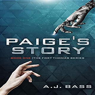 Paige's Story audiobook cover art