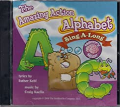 Amazing Action Alphabet Sing-A-Long CD