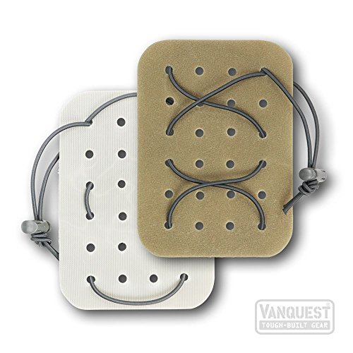VANQUEST MOHL-Web (MOLLE onto Hook & Loop) Adapter Panel