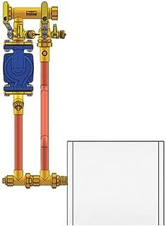 Webstone - 4CC4-210 - 1 IPS Boiler Installation Kit, for Use with: Burnham Alpine Boiler ALP-210, Lochinvar KBN-211