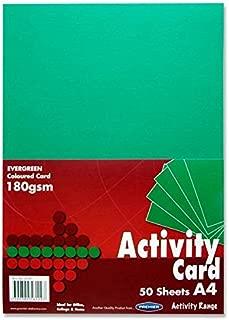 colori assortiti formato A4 confezione da 5 Premier Stationery World of Colour per schizzi